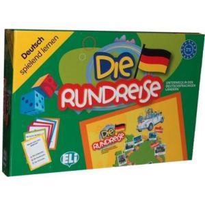 Gra Językowa Niemiecki. Die Rundreise