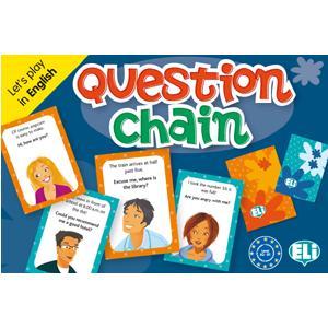 Question Chain. Gra Językowa. Angielski
