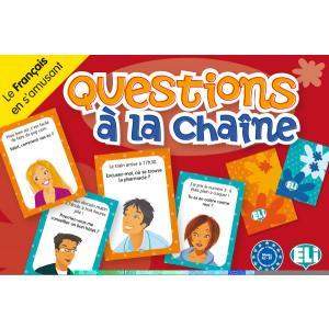 Gra językowa Francuski Questions a la Chaine