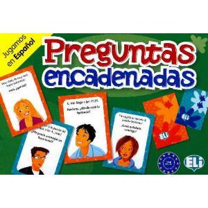 Gra Językowa Hiszpański. Preguntas Encadenadas