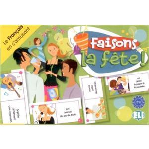 Gra Językowa Francuski. Faisons la Fete!