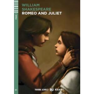 LA Romeo and Juliet  Książka + Audio-CD A2