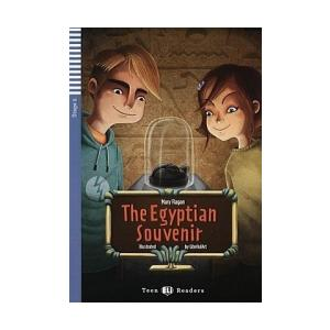 The Egyptian Souvenir + CD. Teen ELI Readers. Poziom A1