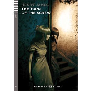 LA The Turn of the Screw Książka + Audio-CD B2