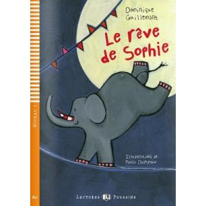 LF Le reve de Sophie+Audio CD. Niveau AO