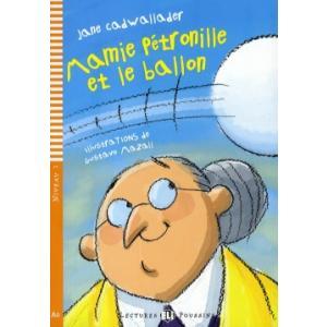 LF Mamie Petronille et le ballon książka + CD Audio A0