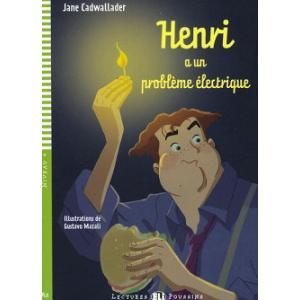 Henri a un Probleme Electrique + CD