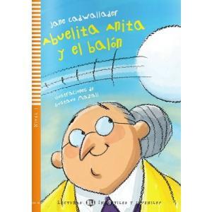 LH Abuelita Anita y el balon książka + CD Audio A1
