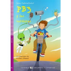 LH PB3 y las verduras książka + CD Audio A1