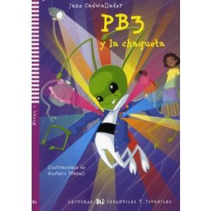 LH PB3 y la chaqueta książka + CD  A1