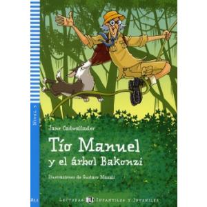 Tio Manuel y el Arbol Bakonzi + CD
