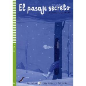 LH El pasaje secreto+Audio CD. Nivel A2