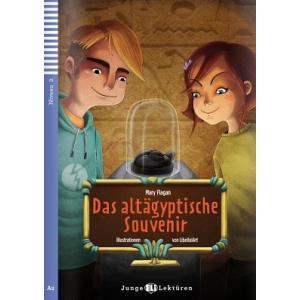 Das Altagyptische Souvenir + CD. Junge ELI Lekturen