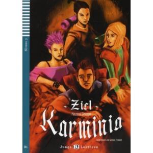 Ziel Karminia + CD. Junge ELI Lekturen