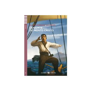 LF Le Comte de Monte-Cristo książka + CD Audio B1