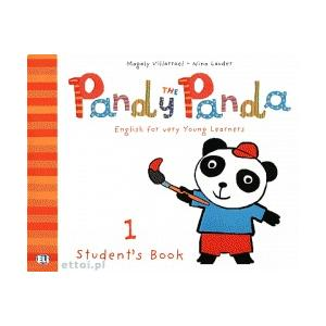 Pandy the Panda 1. Podręcznik + CD