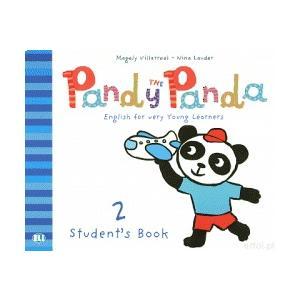 Pandy the Panda 2. Podręcznik + CD