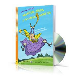LH Abuelita Anita y la cuerda amarilla książka + CD Audio A1