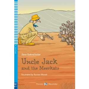 Uncle Jack and the Meerkats + Multi-ROM. Poziom A1.1 Movers