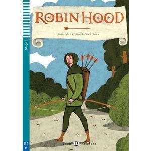 Robin Hood + CD. Teen ELI Readers. Poziom B1