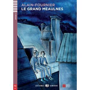 LF Le Grand Meaulnes książka + CD Audio B1
