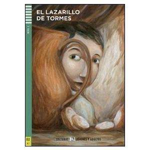LH El Lazarillo de Tormes ksiązka + CD A2