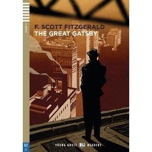 The Great Gatsby + CD. Poziom C1