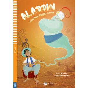 Aladdin and the Magic Lamp + CD + Polski Dodatek