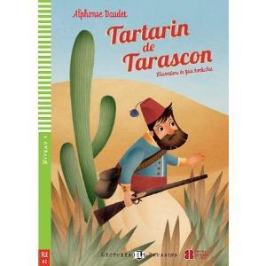 LF Tartarin de Tarascon Książka + Audio -CD A2