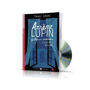 LF Arsene Lupin książka + CD Audio A1