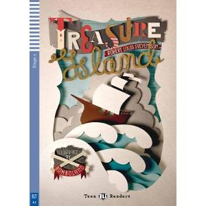 Treasure Island + CD. Teen ELI Readers. Poziom A2