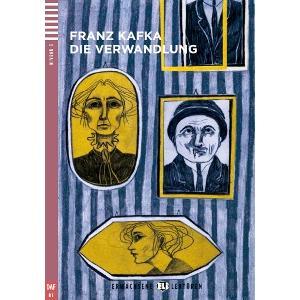 LN Die Verwandlung książka + CD Audio A1