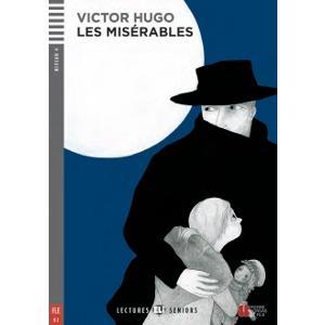 LF Les Miserables książka + CD Audio B2