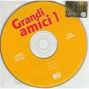 Grandi Amici 1. CD Audio