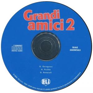 Grandi Amici 2. CD Audio
