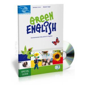 Green English. Książka Nauczyciela + CD