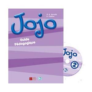 Jojo 2 Poradnik metodyczny + CD