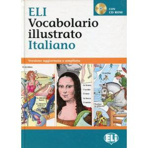 Vocabolario Illustrado Italiano + CD Rom