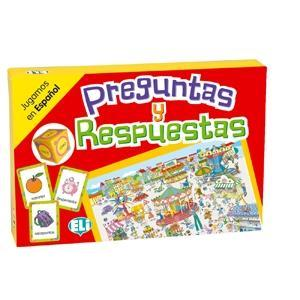 Gra językowa Hiszpański Preguntas y respuestas