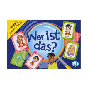 Gra Językowa Niemiecki. Wer ist Das?
