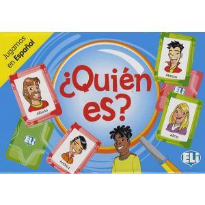 Gra językowa Hiszpański Quien es?