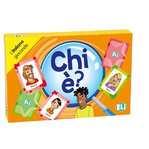 Gra Językowa Włoski. Chi e?
