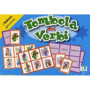Gra Językowa Włoski. Tombola dei Verbi