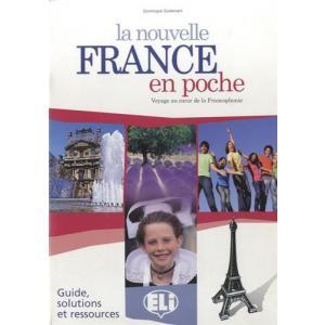 La Nouvelle France en Poche. Książka Nauczyciela