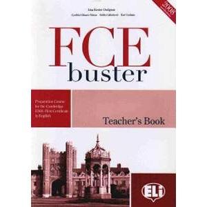 FCE Buster. Książka Nauczyciela + CD