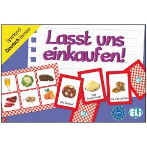 Gra Językowa Niemiecki. Lasst und Einkaufen!