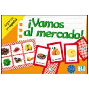 Gra Językowa Hiszpański. Vamos al Mercado!