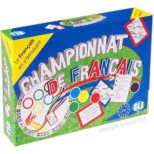 Gra Językowa Francuski. Championnat de Francais