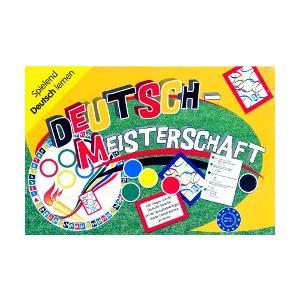 Gra Językowa Niemiecki. Deutsch Meisterschaft