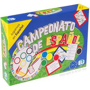 Gra Językowa Hiszpański. Campeonato de Espanol